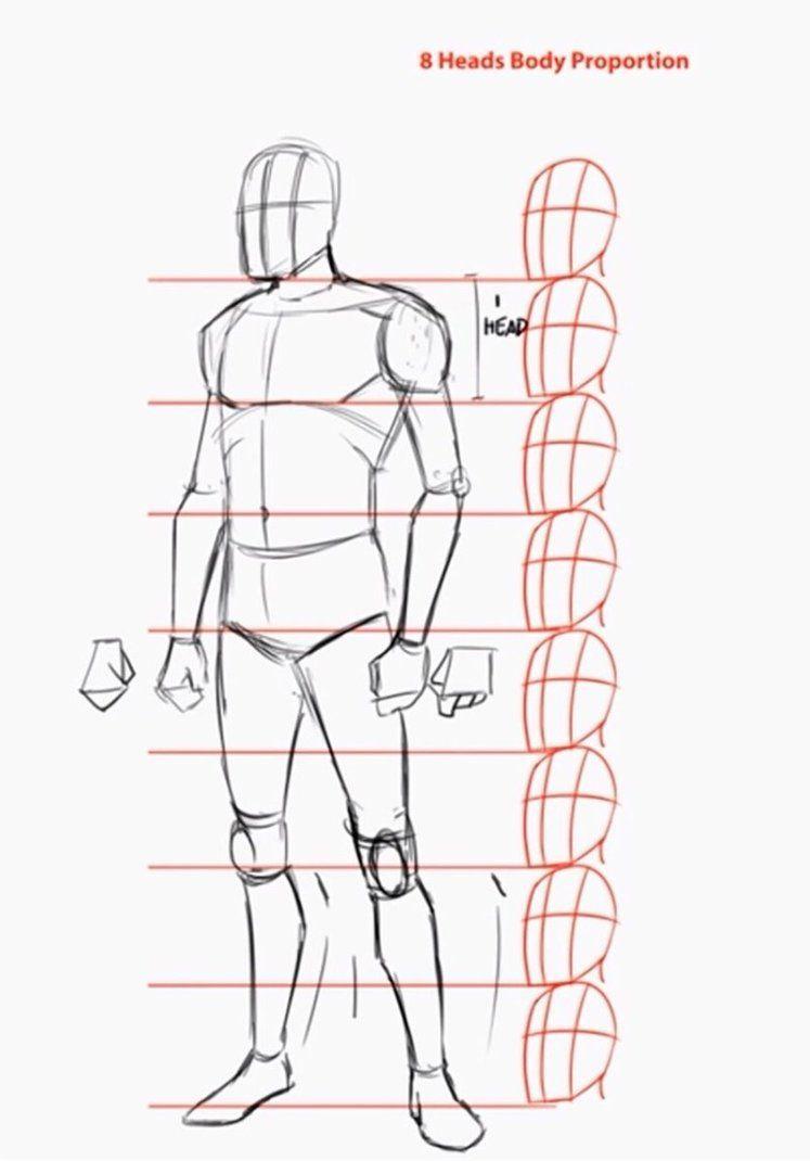 Draw Human