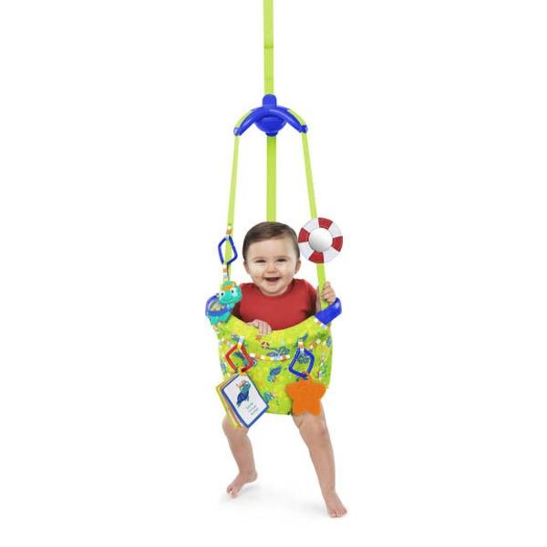 120ef7b7d Baby Doorway Jumper Bouncers Jumperoo Exersaucer Swing Toys Rocker ...