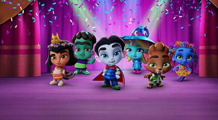 super monsters  nova s u00e9rie da netflix