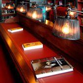 Cook & Book (5e plus belle librairie au monde - Woluwé St.Lambert - Bruxelles- Belgique)