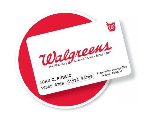 walgreens business cards design httpwwwbusinesscardszonecomwalgreens business cards design 2013 02 02 - Walgreens Prescription Card