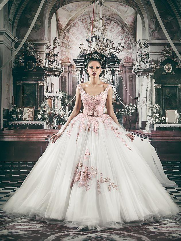 MAISON LESLEY MAISON - wedding dresses in lebanon | bridal dresses ...