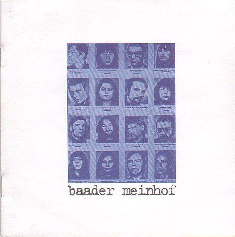 Baader Meinhof: Baader Meinhof (1996)