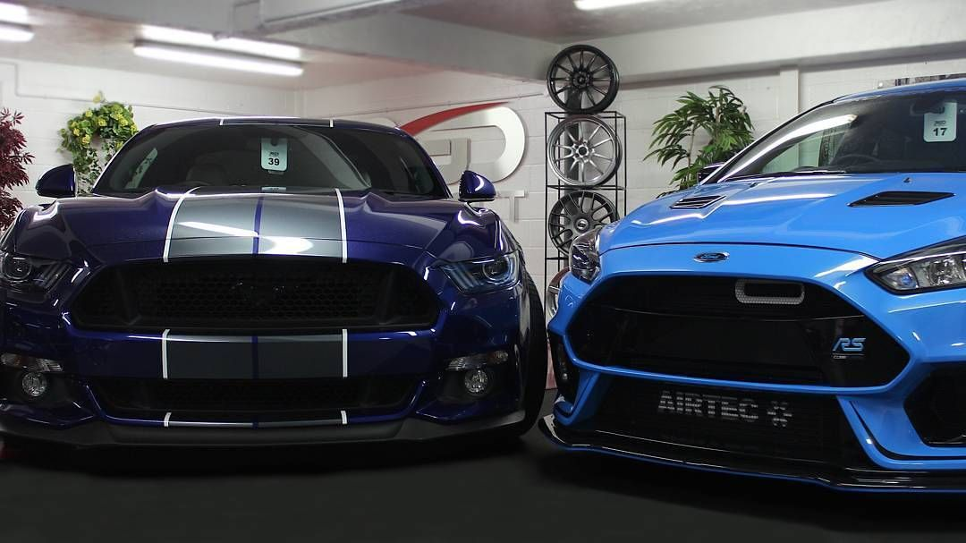 The Wife wanted the Nitrous Blue Ford Focus RS MK3 after I sold her ...