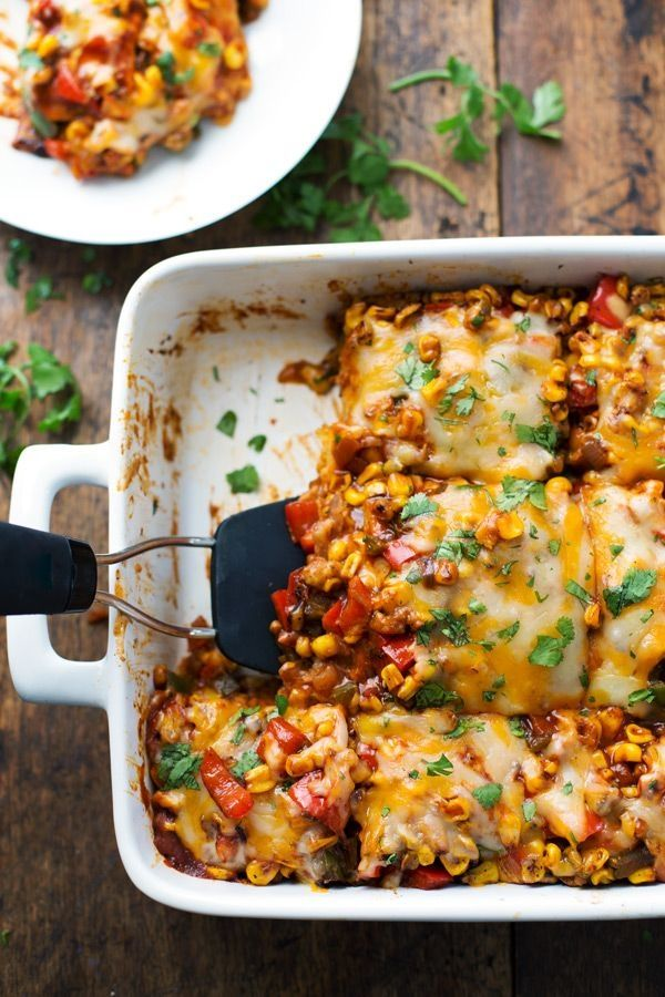 29 Gluten-Free Ways To Satisfy A Carb Craving - I made the Mexican casserole and it was great! I could easily serve six people with this recipe.   sE
