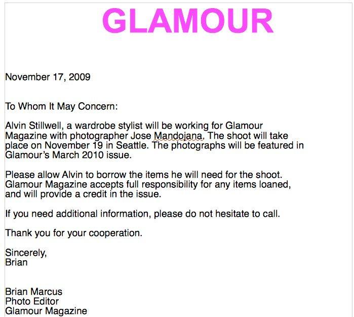 Example Pull Letter INSPIRATION Pinterest - new letter format examples envelope