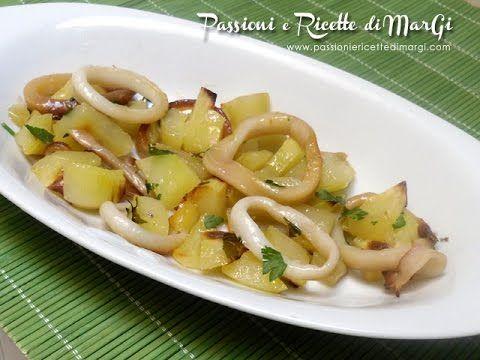 migliore miglior sito web molti alla moda Ricetta anelli di totano surgelati al forno con patate ...