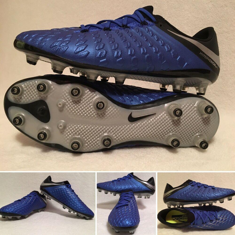 68b4585cc eBay #Sponsored Men's Nike Hypervenom Phantom III Elite AG-Pro Soccer  Cleats ACC AJ3818-400 SZ 9