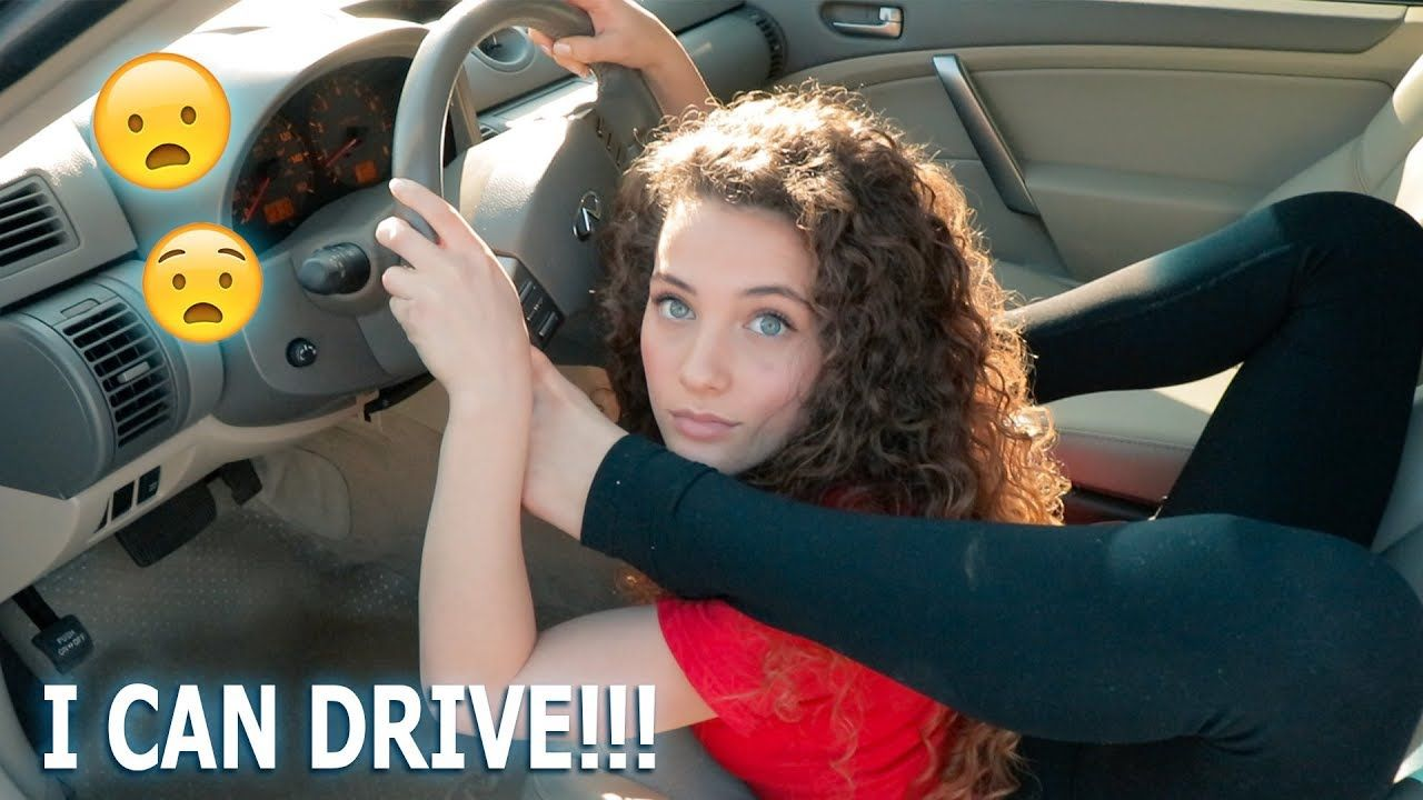 Tap Photo For Video I Can Drive Like This Got My License Sofie Dossi Amazing Gymnastics Contortion