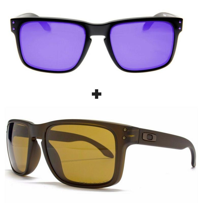 Kit 2 Oculos De Sol Polarizado Importado Promoçao Fre Gratis ... 628751a1f3