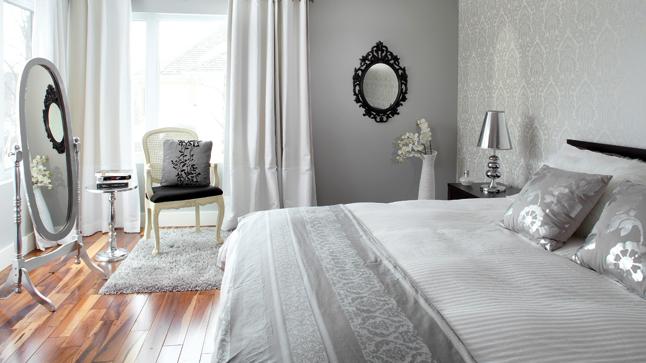 d co en duo la chambre principale bed photos bedrooms and living rooms. Black Bedroom Furniture Sets. Home Design Ideas