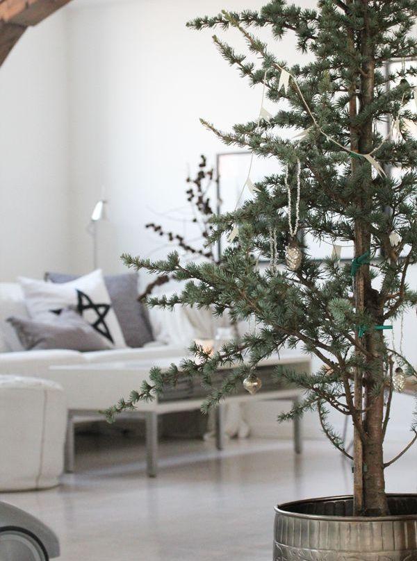 Top Minimalist And Modern Christmas Tree Decor Ideas Contemporary - contemporary christmas decorations