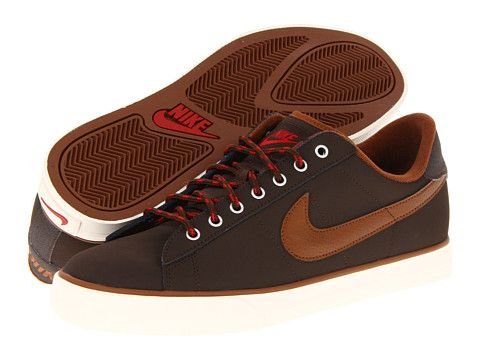 first rate 81ddd dd41f Nike Sweet Classic Leather Winter Baroque Brown Gym Red Pecan - 6pm.com