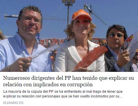 El PP tiene una larga secuencia de 'casos particulares'. Corrupción es su forma de gobierno http://www.eldiario.es/politica/incomodas-relaciones-PP_0_419958473.html…