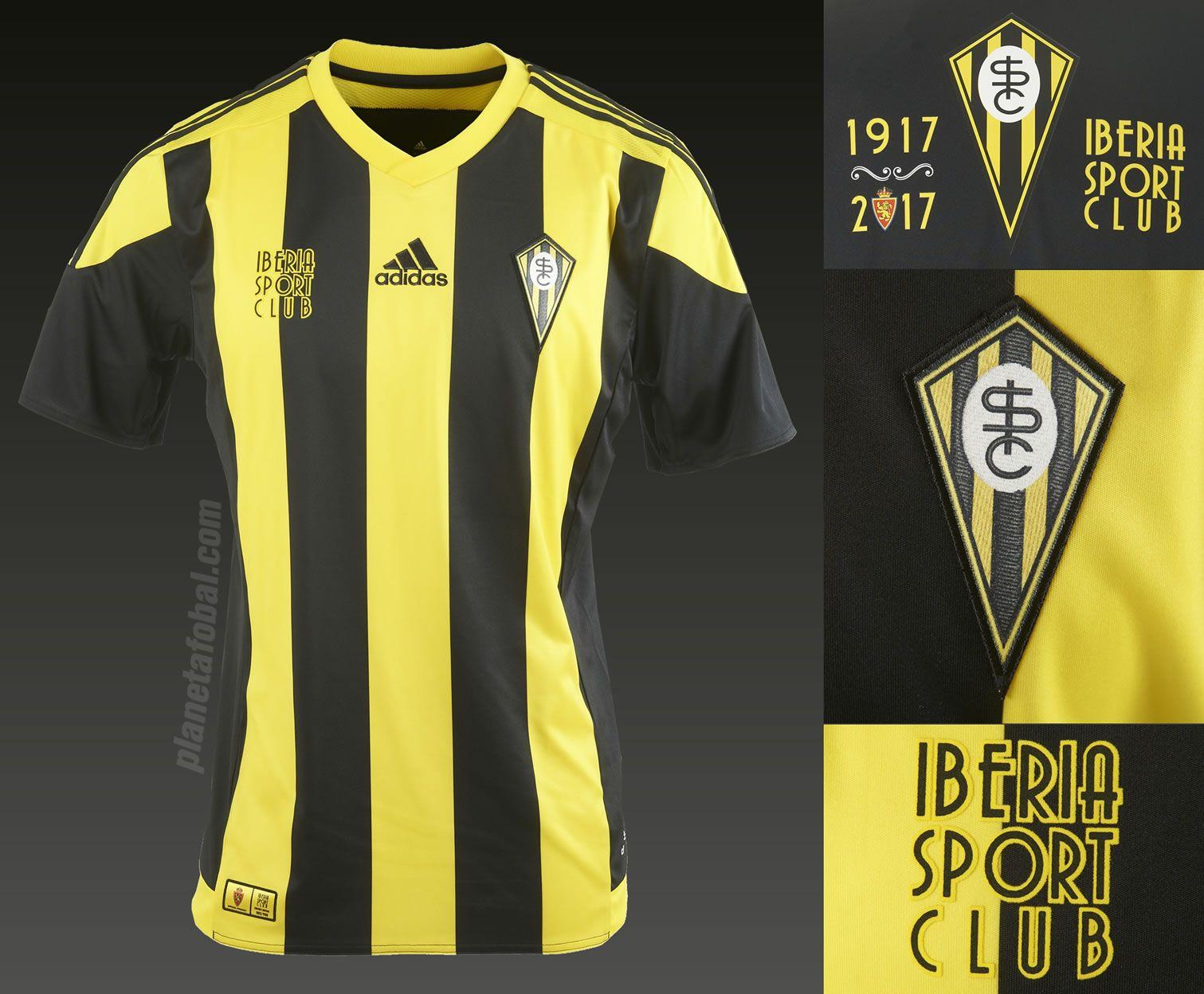 Camiseta especial Iberia Sport Club  f77a93f92f69f