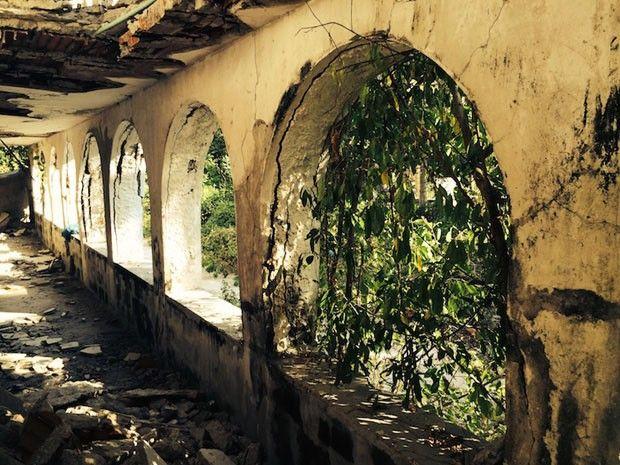Casa de Pablo Escobar (Foto: Luke Spencer)