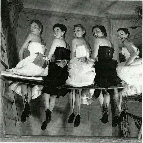 Vintage Dresses 50s, Fashion, Vintage