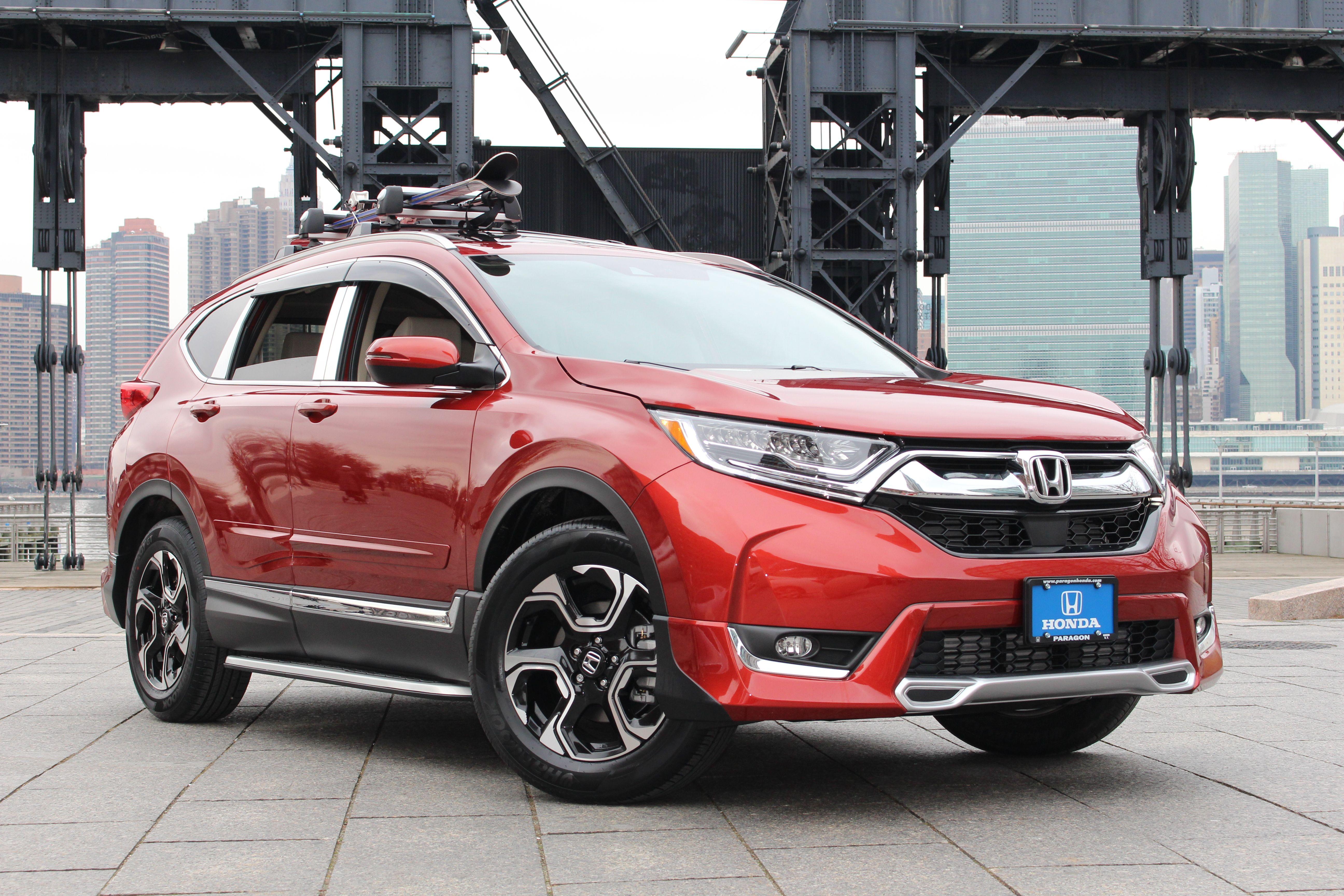 Brand new custom 2017 Honda CRV at Paragon Honda. Honda