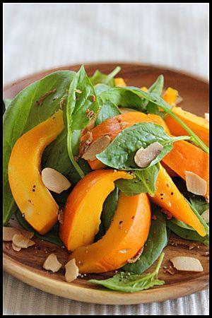 生食カボチャコリンキーレシピ鮮やかカラーが食卓に映える