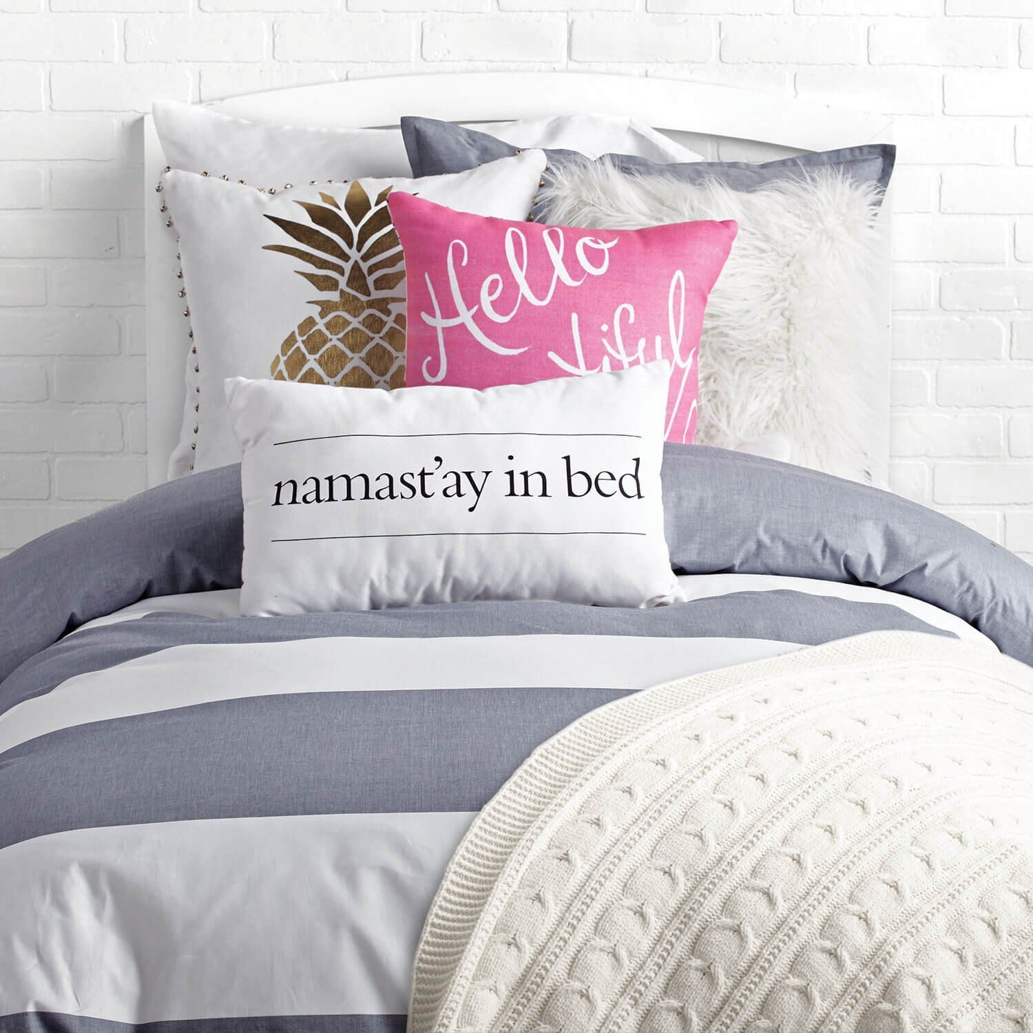 Dormify Offers A Ton Of Fashionable Twin Xl Bedding Options For Your Dorm  Room With Dorm Bedding Sets That Shows Off Your Own Personal Style. Part 87
