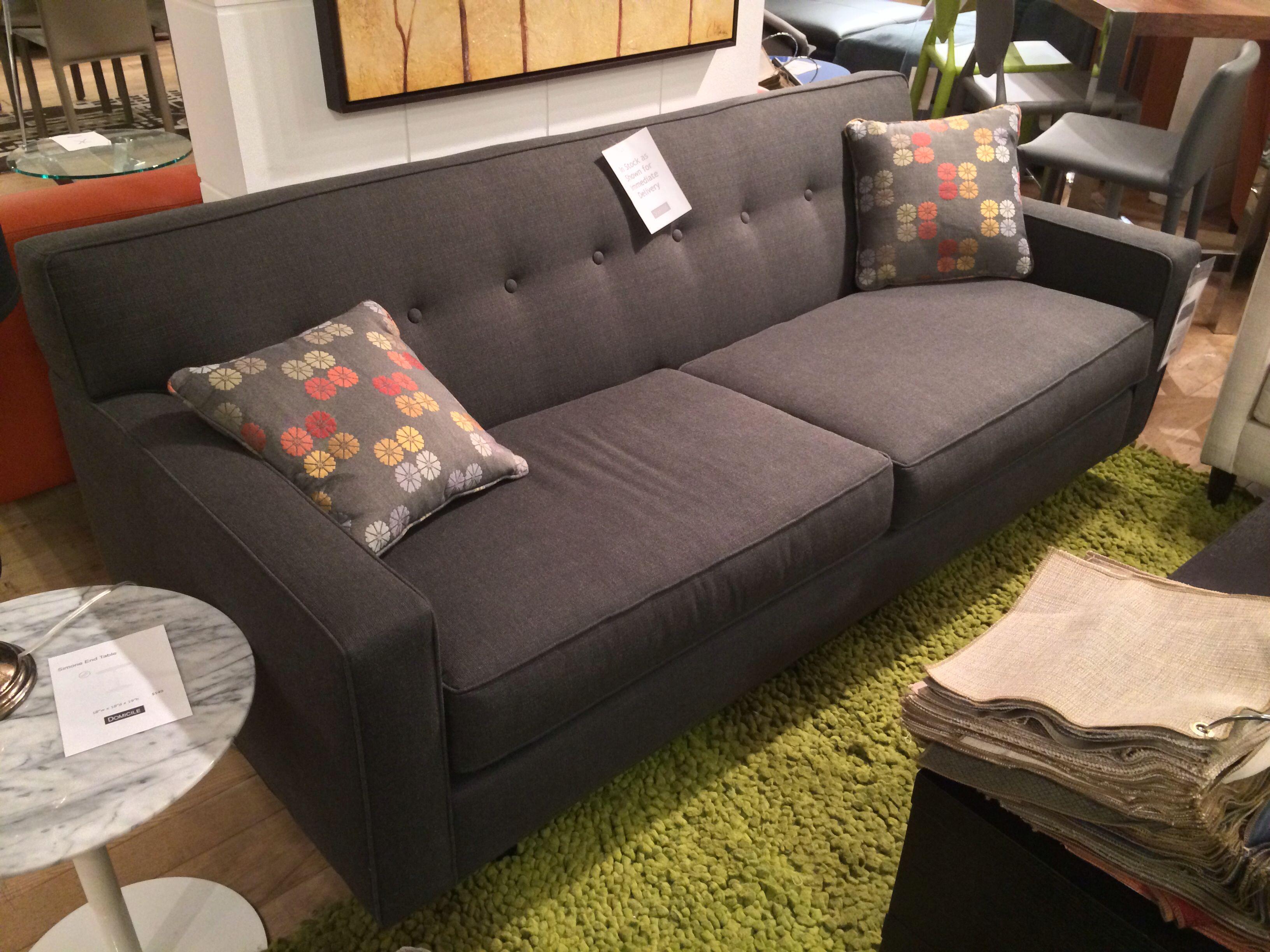 Dorset Sofa Domicile Furniture The 1501 Living Room