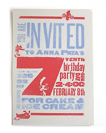 Handmade Cards & Invites