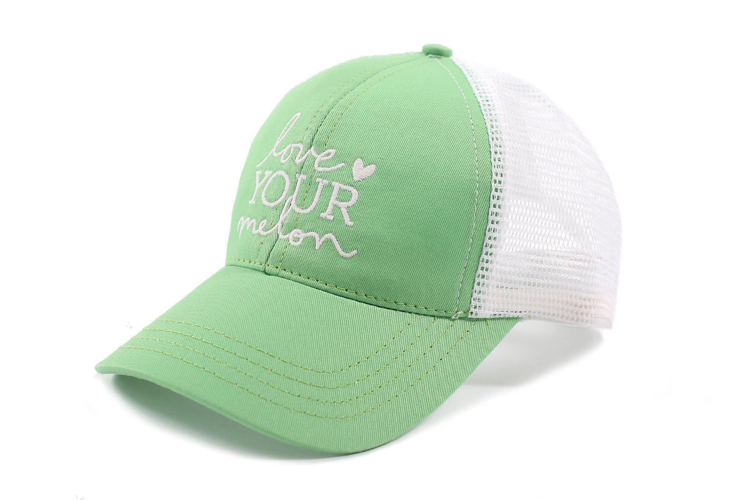 ... Love Your Melon. Greengage Mesh Cap 71b1e1de73a3