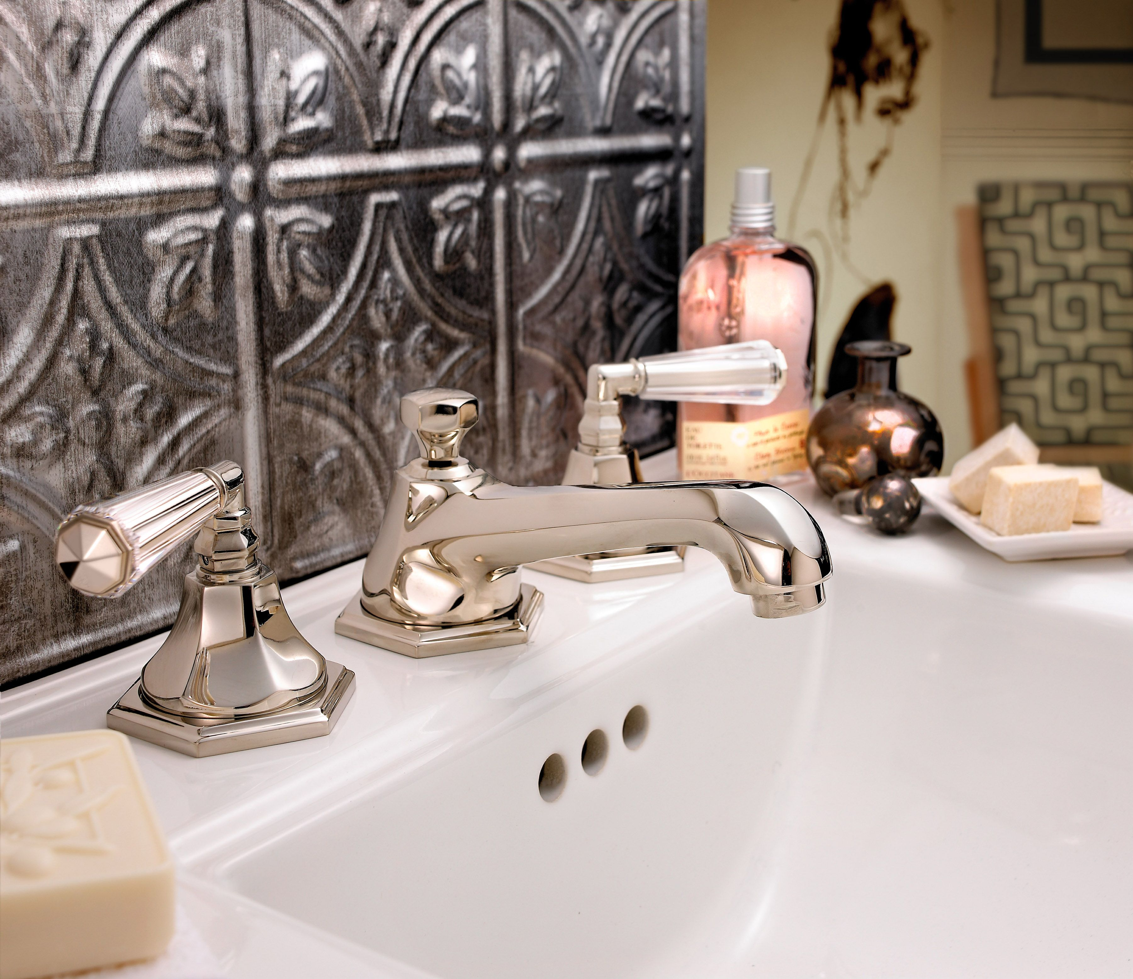 Beverly faucet by Watermark Designs, available at lav•ish-The Bath ...