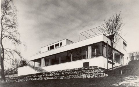 Mies Der Rohe Villa Tugendhat die villa tugendhat in brünn wurde 1929 30 nach einem entwurf