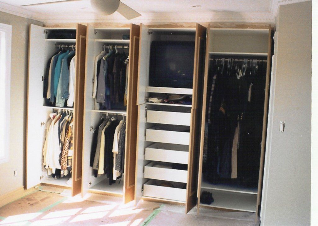 closets in the bedroom - Google Search