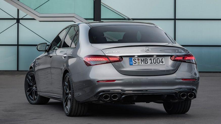 2021 mercedesamg e53 sedan adds upgraded looks keeps