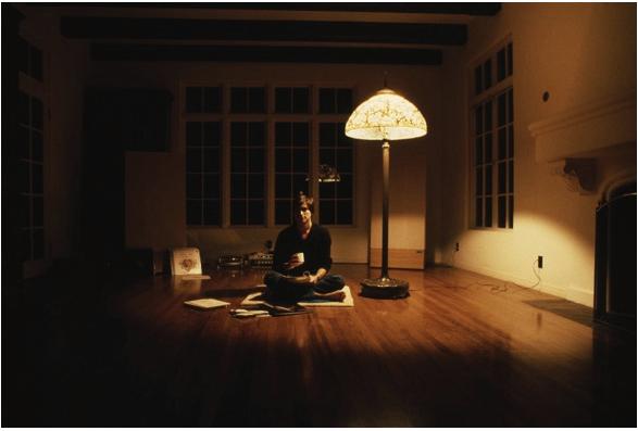 "Steve Jobs"" Young ""living Room"" No Furniture Mansion Home House Delectable No Furniture Living Room Decorating Design"