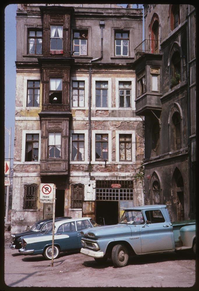 İstanbul 1965te nasıldı? (Eski İstanbul fotoğrafları)