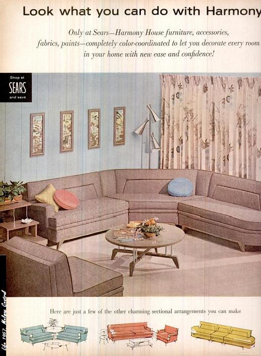 Harmony House Sears Melmac With Images Harmony House Retro