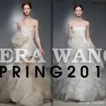 Vera Wang Spring 2012 Wedding Dress Collection