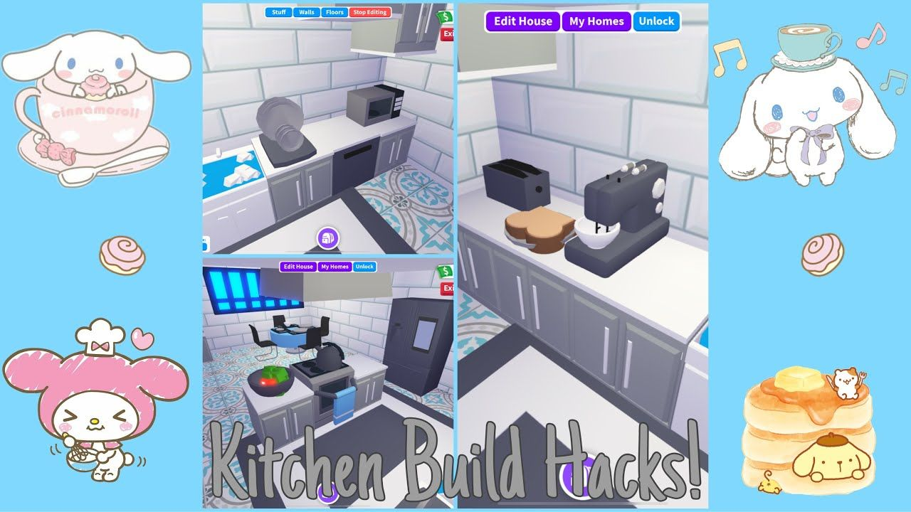 Roblox Youtube Adopt Me Cool Beds For Babies New Kitchen Build Hacks Adopt Me Builds Roblox Youtube In 2020 Cute Room Ideas Baby Room Neutral Cute Bedroom Ideas