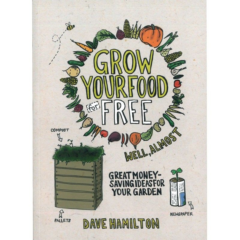 Grow Your Food For Free (Well Almost) at www.GrowOrganic.com