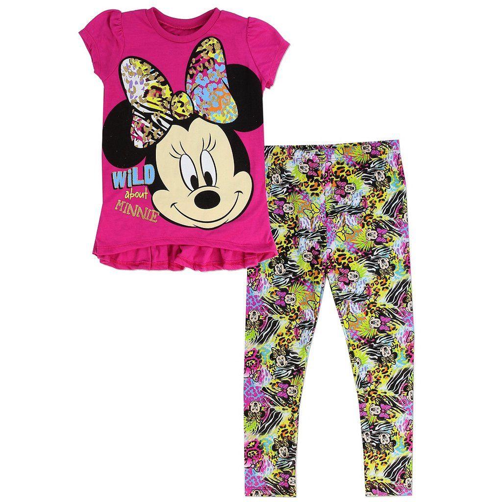 06bf7e2d8 Disney Little Girls' Minnie Mouse