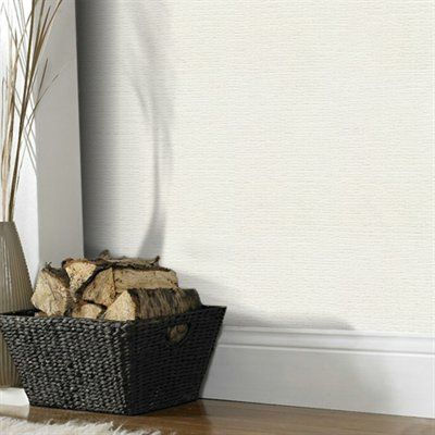 Allen + Roth Paintable Wallpaper, Subtle Texture