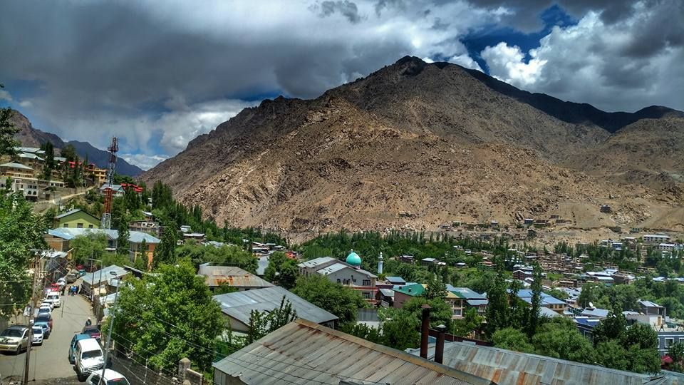 Kargil is a district of #Ladakh division in the #Indian
