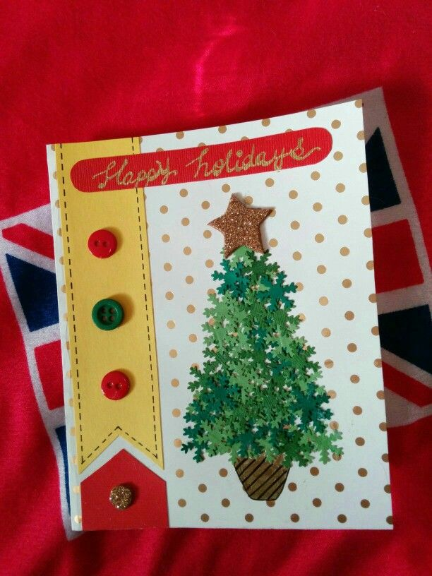 Handmade Premium Holiday and Christmas greeting Cards with envelopes ...