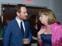 PHOTOS: In Conversation with Michael Fassbender at TIFF Soiree Events & Culture