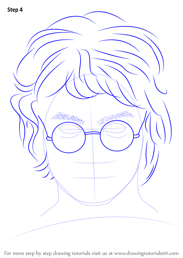 Learn How To Draw Harry Potter Harry Potter Step By Step Drawing Tutorials Harry Potter Painting Harry Potter Art Drawings Harry Potter Sketch