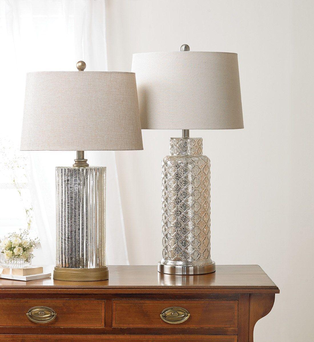 Mackintosh Table Lamp   Table lamp, Mercury glass lamp ...