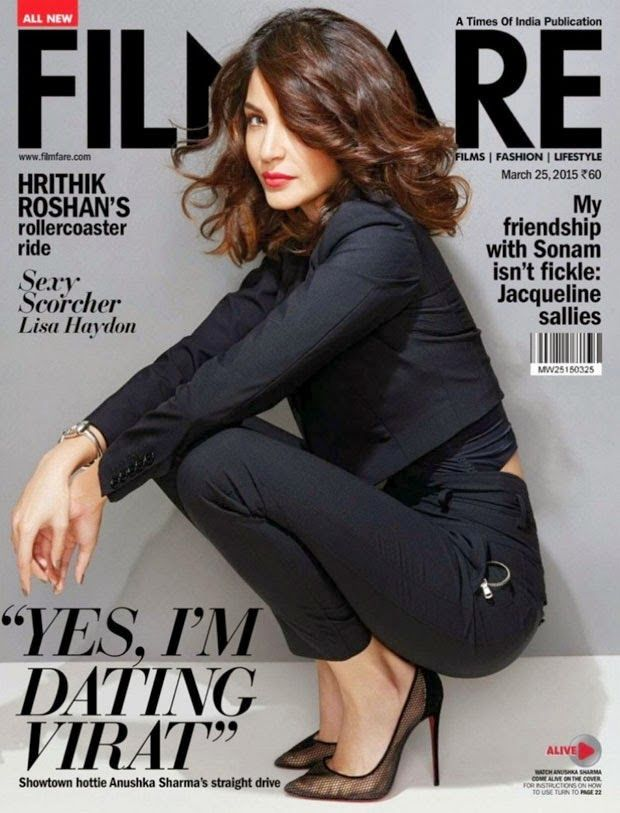 Image result for filmfare covers 2015""
