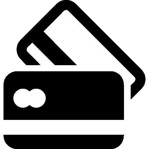 Baixe Cartoes De Credito Preto E Branco Gratuitamente In 2020 Credit Card Icon Social Media Icons Vector Boutique Logo Design