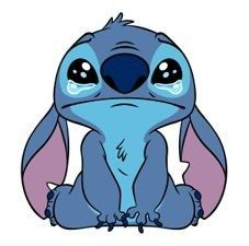 Stich Llorar Dessin Stitch Dessins Disney Dessin