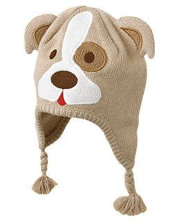 This would look precious on my boy, he needs a warmer hat!