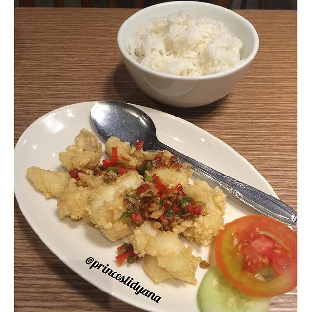Dinner time...... #squid #calamari #delicious  Yummery - best recipes. Follow Us! #foodporn