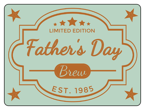 father s day custom beer bottle labels father s day pinterest